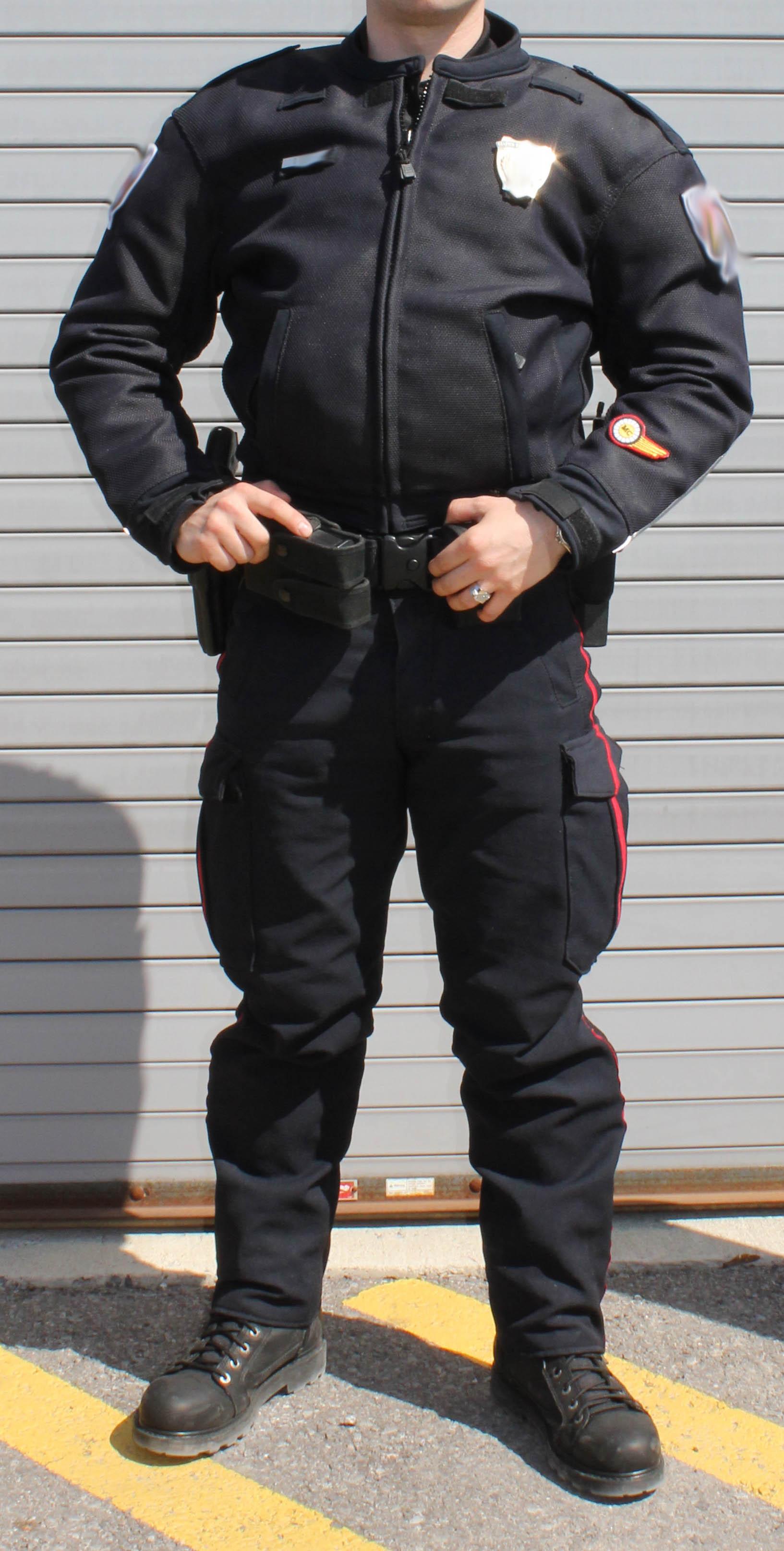 Police Air Mesh Jacket Motoport Usa