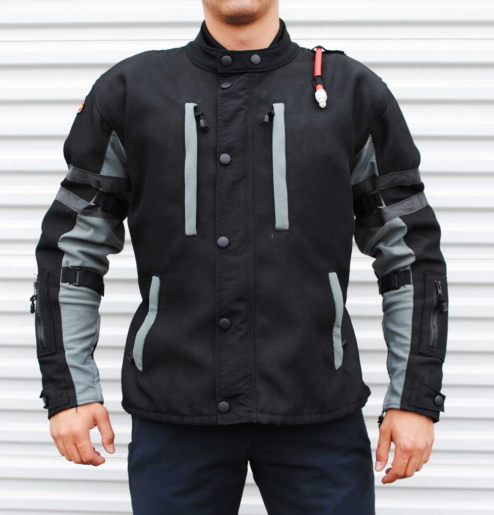 Marathon Air Mesh  Jacket